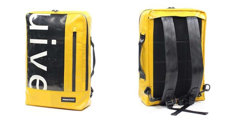 freitag hazzard backpack bag rucksack blog. Black Bedroom Furniture Sets. Home Design Ideas