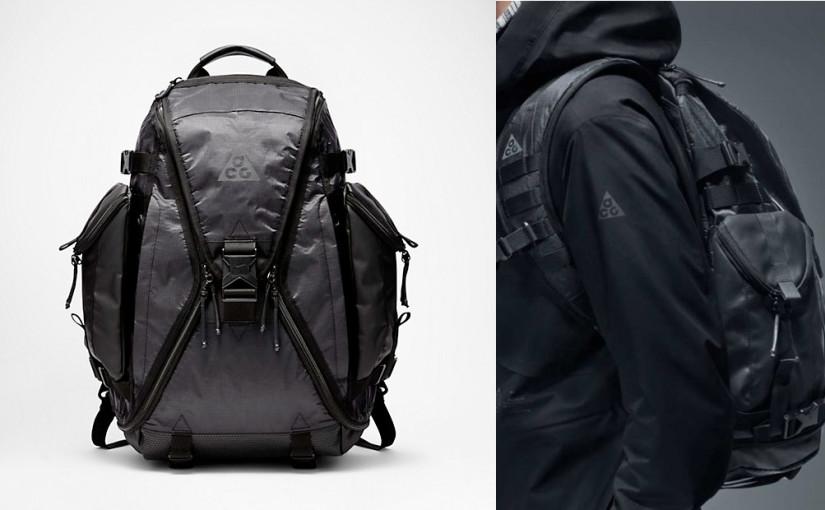 NikeLab ACG Responder Backpack | Bag Rucksack Blog