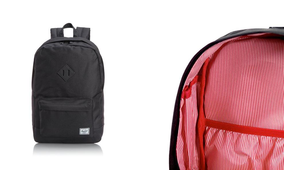 Herschel Heritage Rucksack für 44,99 €