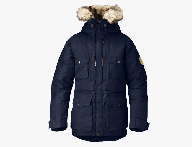 Fjaellraeven-Arktis-Parka-Maenner---Winterjacke