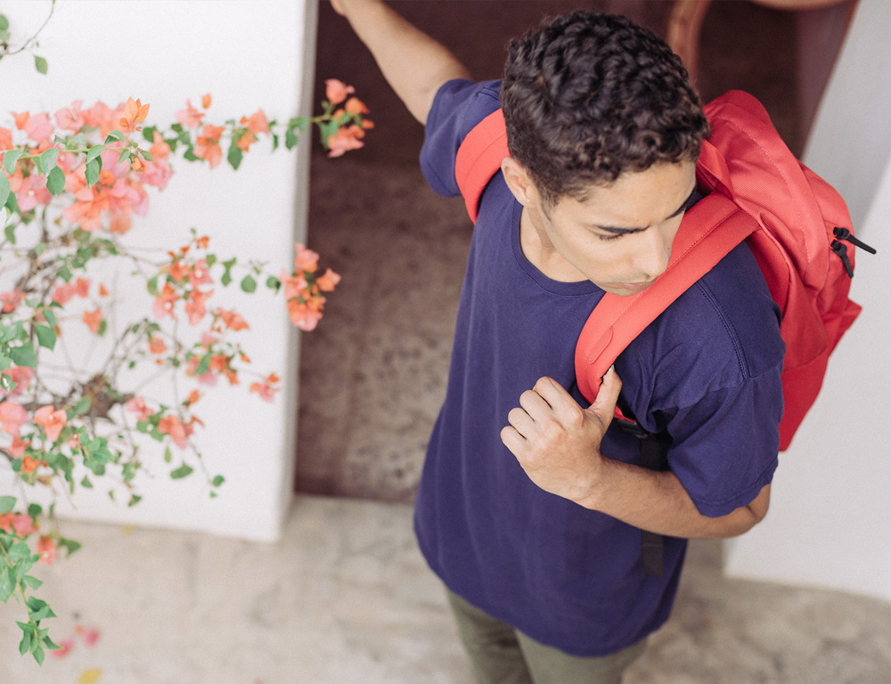 Herschel-ASPECT-HERITAGE-BACKPACK-RED