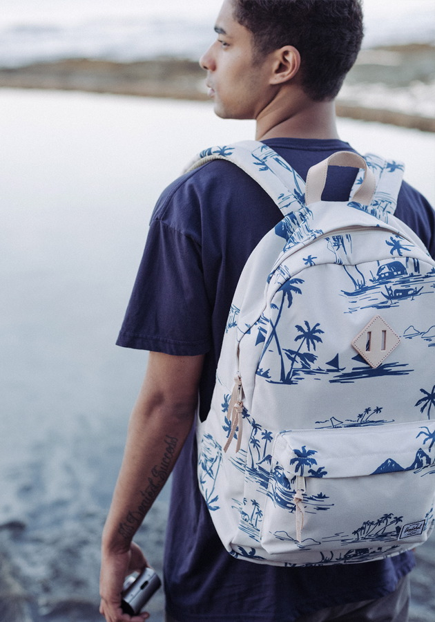 Herschel-HERITAGE-BACKPACK-SUN-UP