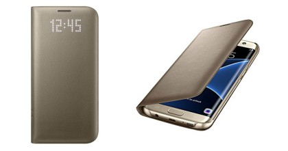 Samsung LED View Cover EF NG935 für Galaxy S7 Edge
