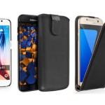 Samsung Galaxy S7 & Edge Lederhüllen