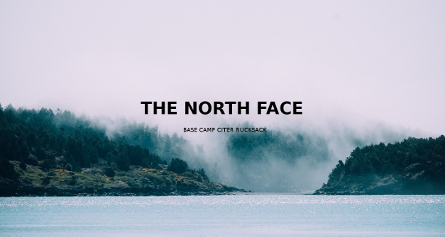 The North Face- Base CampCiter