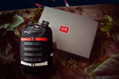 Afew x Heimplanet Future Koi Camo Backpack Rucksack Pack