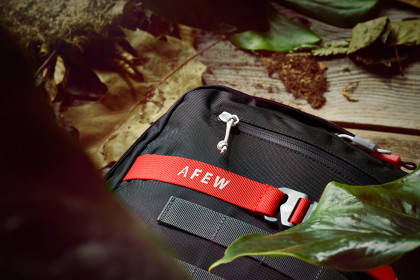 Afew x Heimplanet Future Koi Camo Backpack Rucksack AFEW-Label