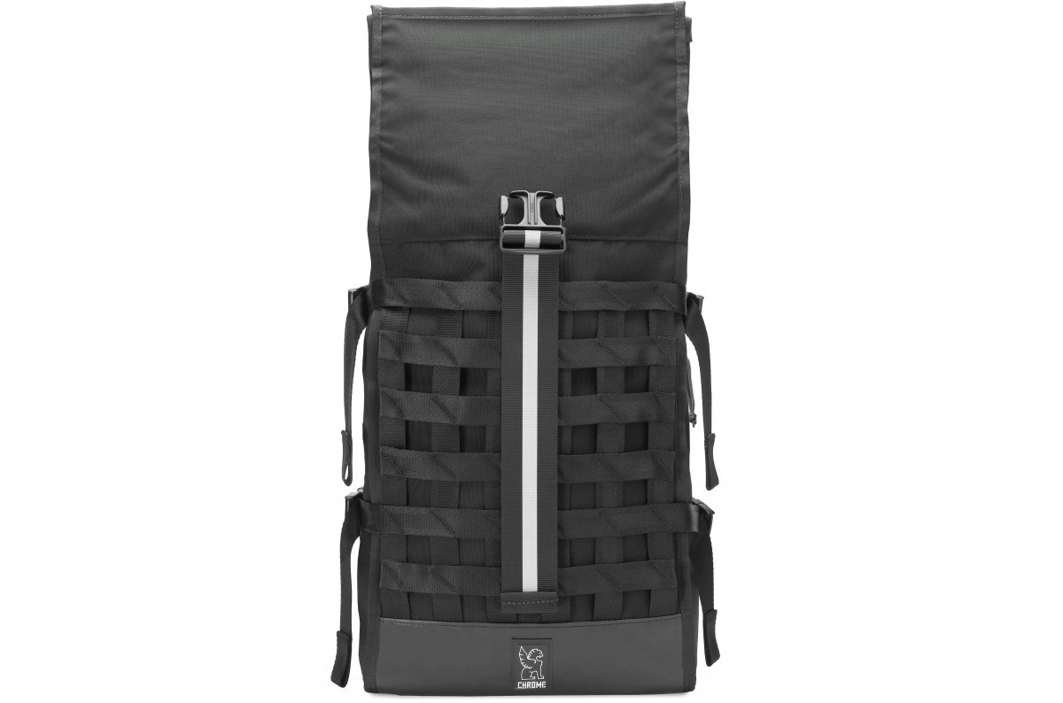 Top Roll, Chrome Industries Barrage Cargo Rucksack