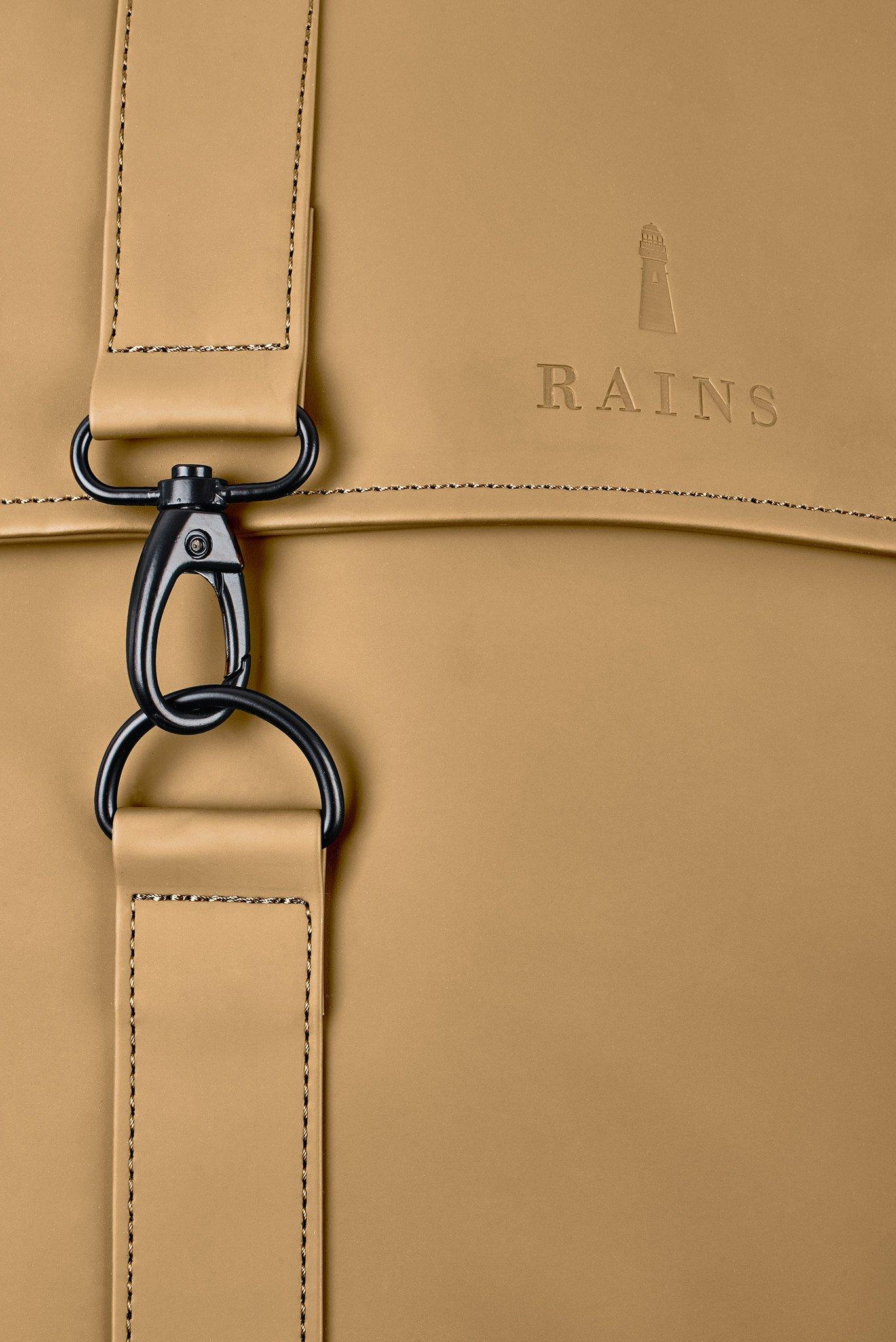 RAINS MsN Rucksack Logo