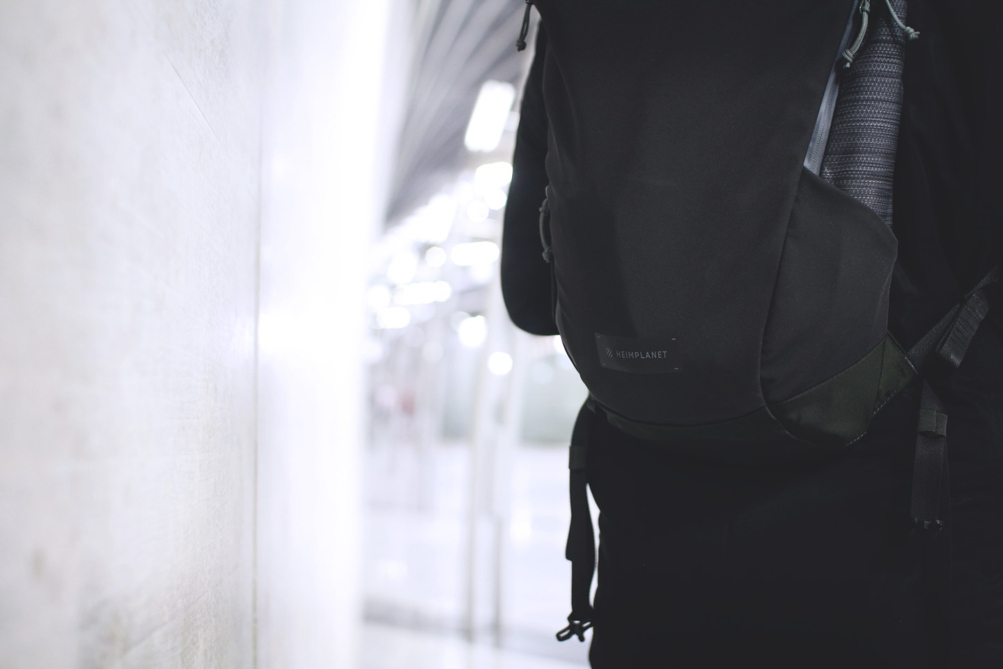 heimplanet kickstarter backpack motion arc logo