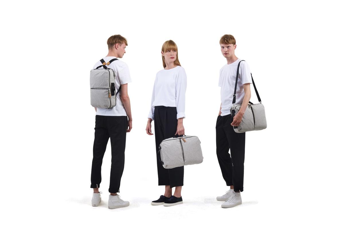 qwstion-simple-buero-tasche-rucksack-laptop-grau
